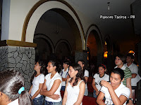 Celebração Penitencial com os Jovens