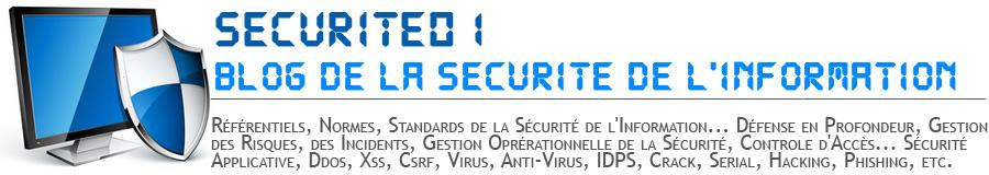 Le blog de la sécurité de l'information