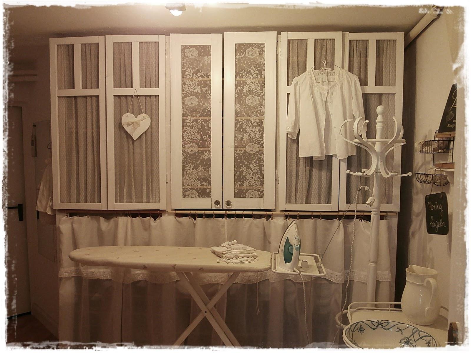 shabby landhaus da es im haus. Black Bedroom Furniture Sets. Home Design Ideas