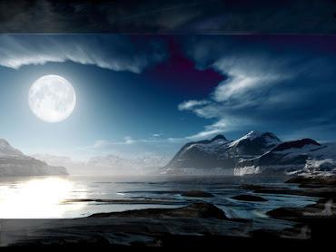 #15 Full Moon Wallpaper