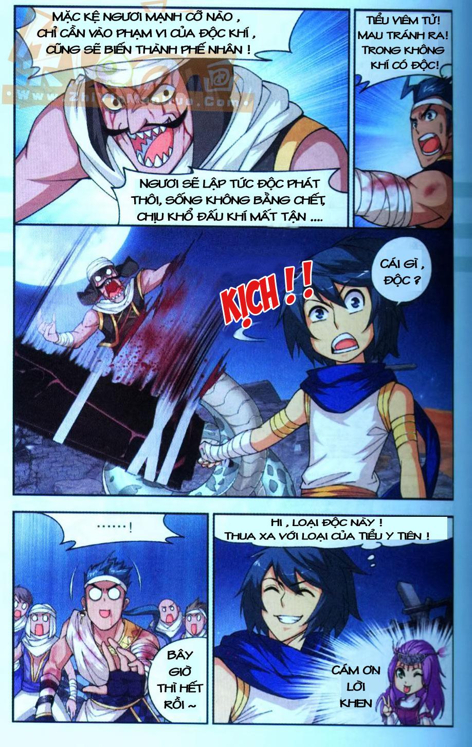 Đấu Phá Thương Khung chap 41 page 9 - IZTruyenTranh.com