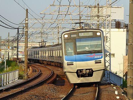 京成電鉄 普通 上野行き 3050形