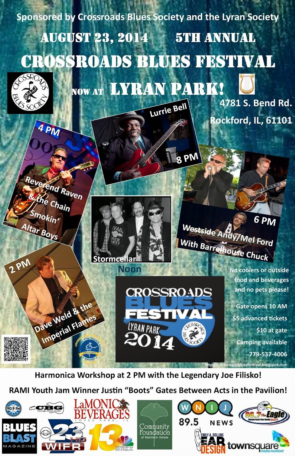 2014 Crossroads Bues Festival