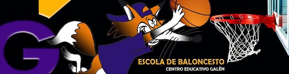 Escola Baloncesto Galén