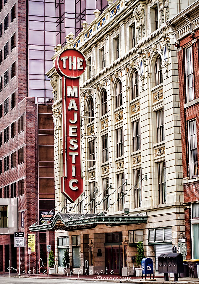 The Majestic in Dallas by Heather Applegate