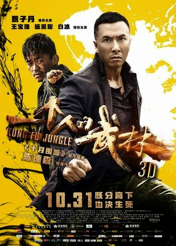 Direct link BluRay Rip 720p Dual Audio (Hindi - English) Kung Fu Jungle (2014)