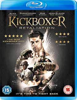 Kickboxer Retaliation 2018 English Full Movie BRRip 720p ESubs at 9966132.com