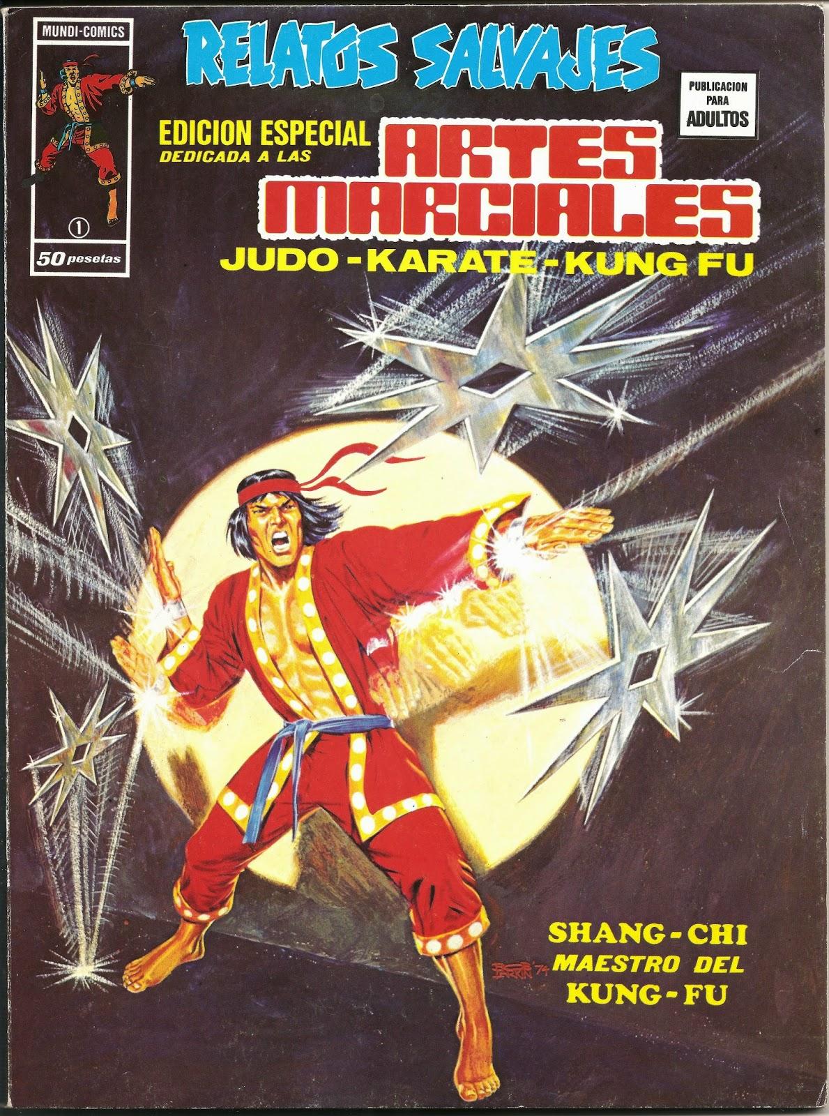 Artes marciales 1