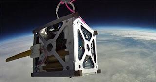 Tiga HTC Nexus One Diluncurkan NASA di Luar Angkasa