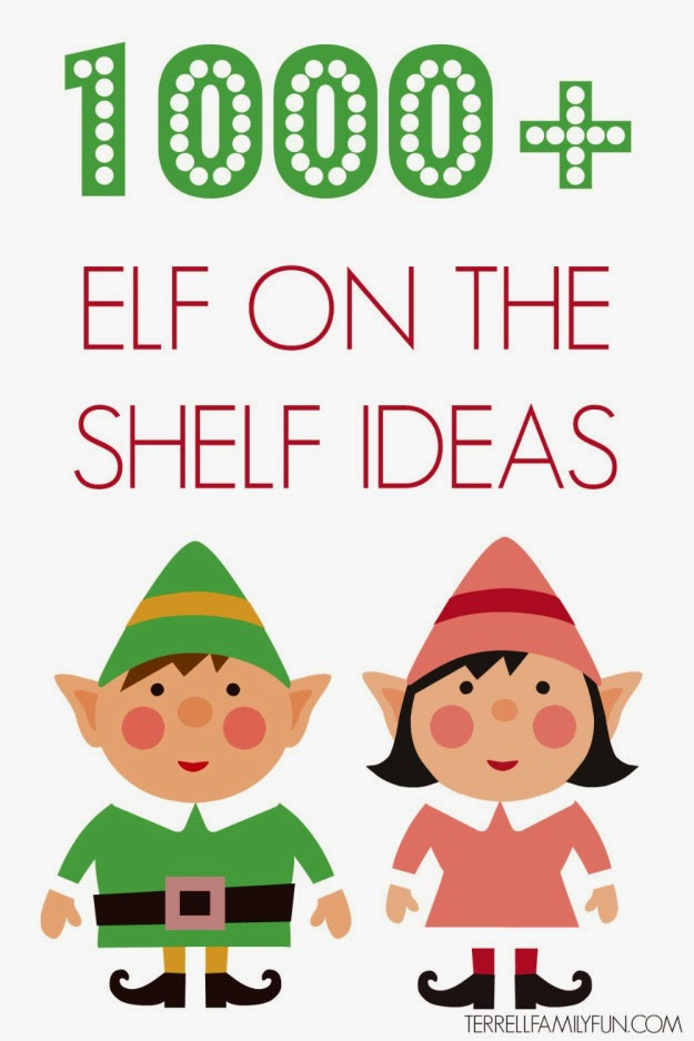 elf on the shelf #eots