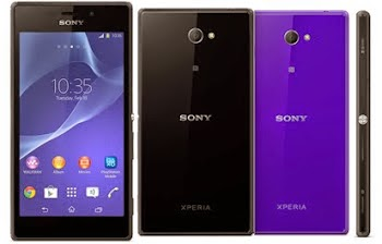 Hp Sony Xperia M2