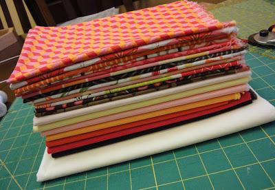 stack o' fabric
