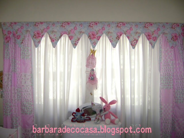 Modelos de cortinas romanticas imagui Cortinas romanticas