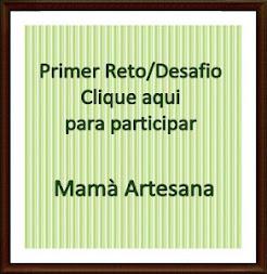Reto Amistoso de Mamá Artesana