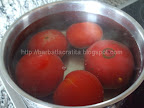Ciorba de rosii cu orez preparare reteta