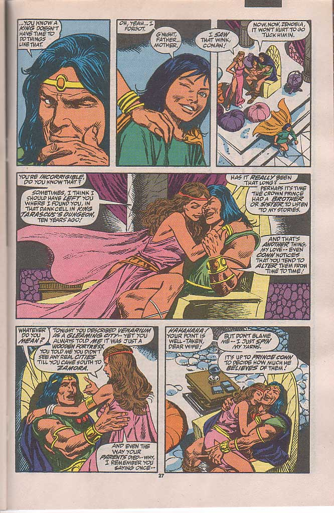 Conan the Barbarian (1970) Issue #240 #252 - English 21