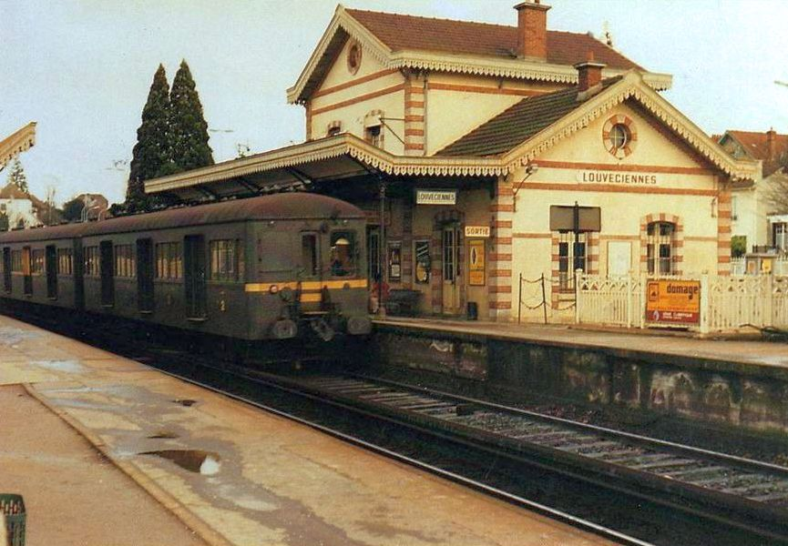 transpress nz: SNCF Z 1500 electric multiple unit from 1929