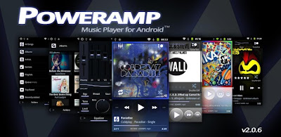 Poweramp APK + full version Unlocker free download - PC ZONE