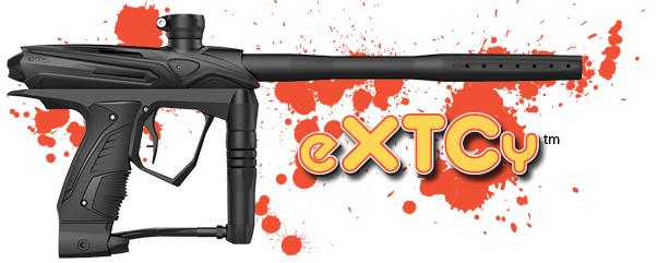 Пейнтбольный маркер GoG eXTCy.
