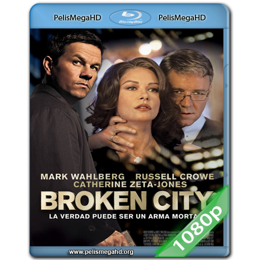 LA TRAMA [BROKEN CITY] (2013) 1080P HD MKV ESPAÑOL LATINO