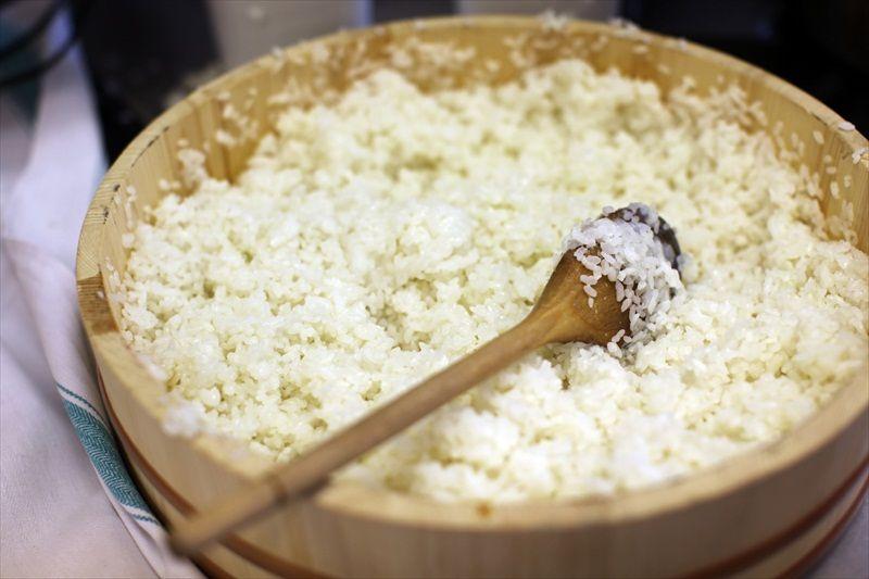 arroz para sushi receta japonesa recetas de cocina