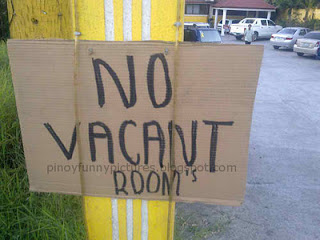 vacant room