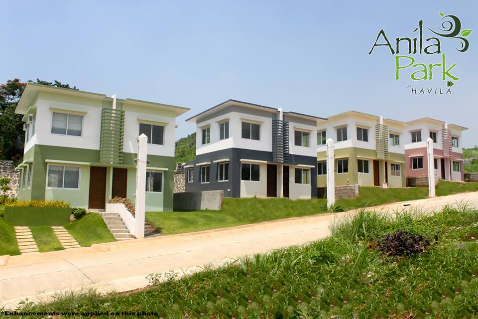 Anila Park Affordable Houses In Taytay on houses for sales antipolo philippines