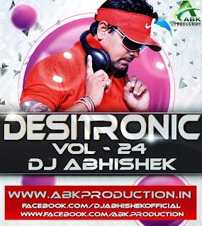 ABK PRODUCTION DESITRONIC VOL. 24