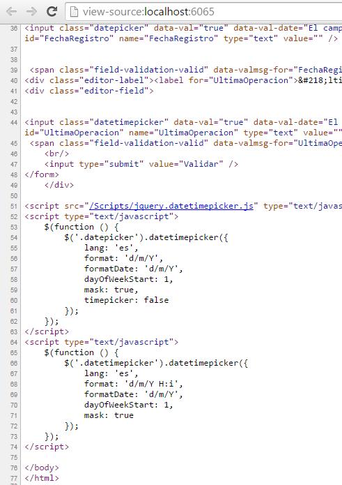 ASP.NET MVC. Gestión de Scripts en Plantillas y Vistas Parciales ...
