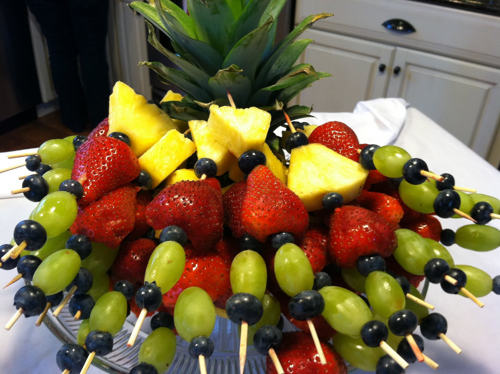 Cooking With Jilly: Fruit Kabobs
