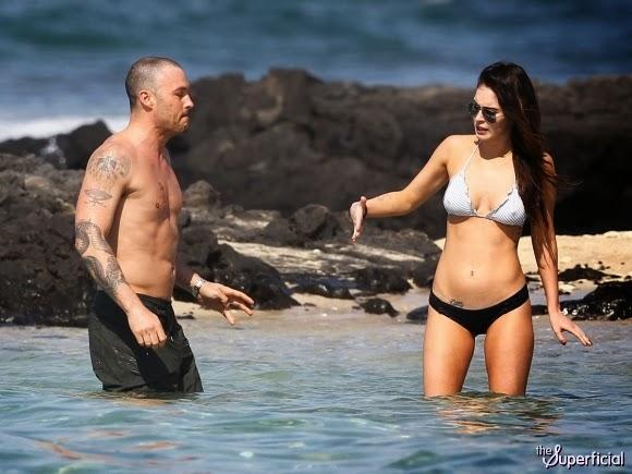 Fun Information Megan Fox In Hawaii Bikini Photos