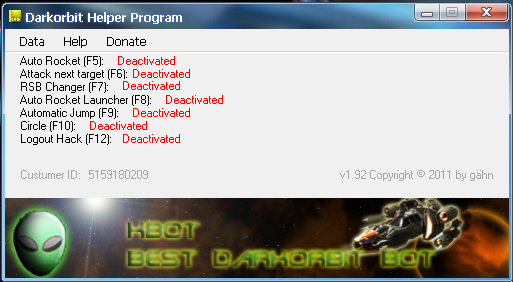 Darkorbit Helper Program Download – Darkorbit Yardımcı Program indir