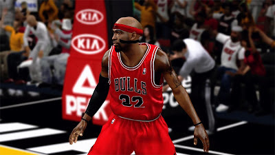 NBA 2K13 Rip Hamilton Realistic Face Patch