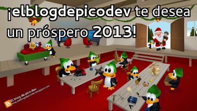 ¡elblogdepicodev te desea un próspero 2013!