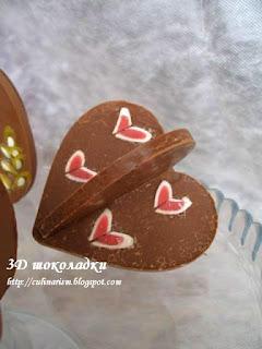 как сделать шоколадные яйца дома