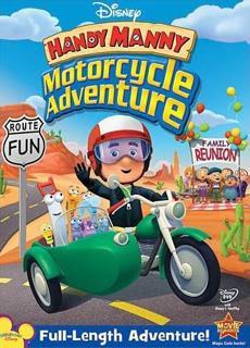 descargar Manny A La Obra: Aventuras de Motocicleta – DVDRIP LATINO