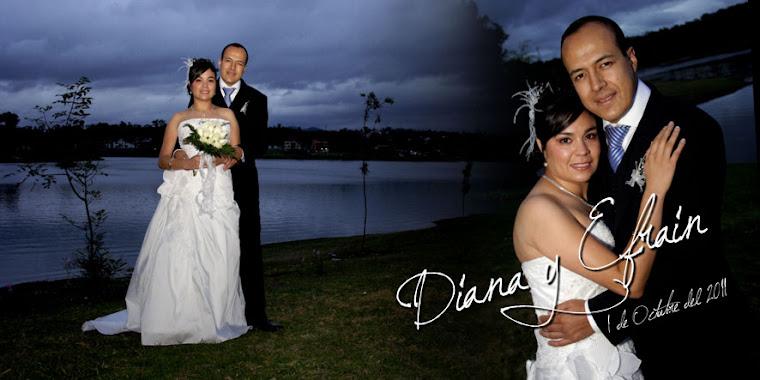 Diana y Efrain1