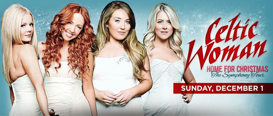 alluring stage productions and songs of heartwarming inspiration celtic woman presents their new chapter of musical enchantment in home for christmas