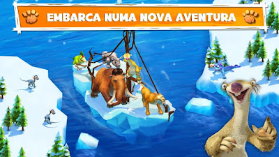 Ice Age Adventures Apk v1.9.0s (Mod. Free Shopping Anti-Ban)
