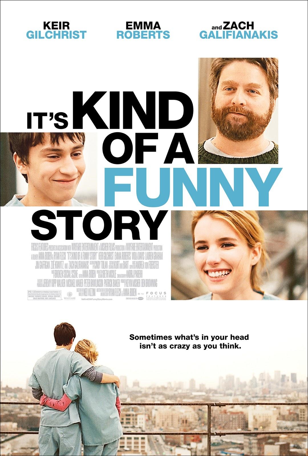 Una historia casi divertida (2010)