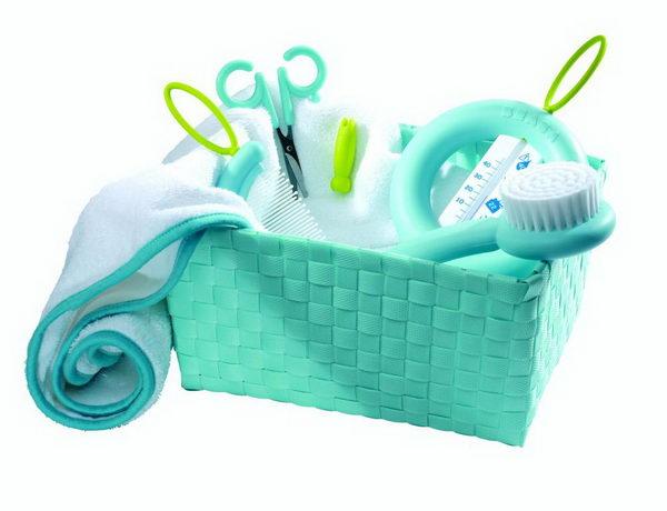 Baño General Del Recien Nacido:Productos básicos de higiene que no deben faltar en casa para nuestro