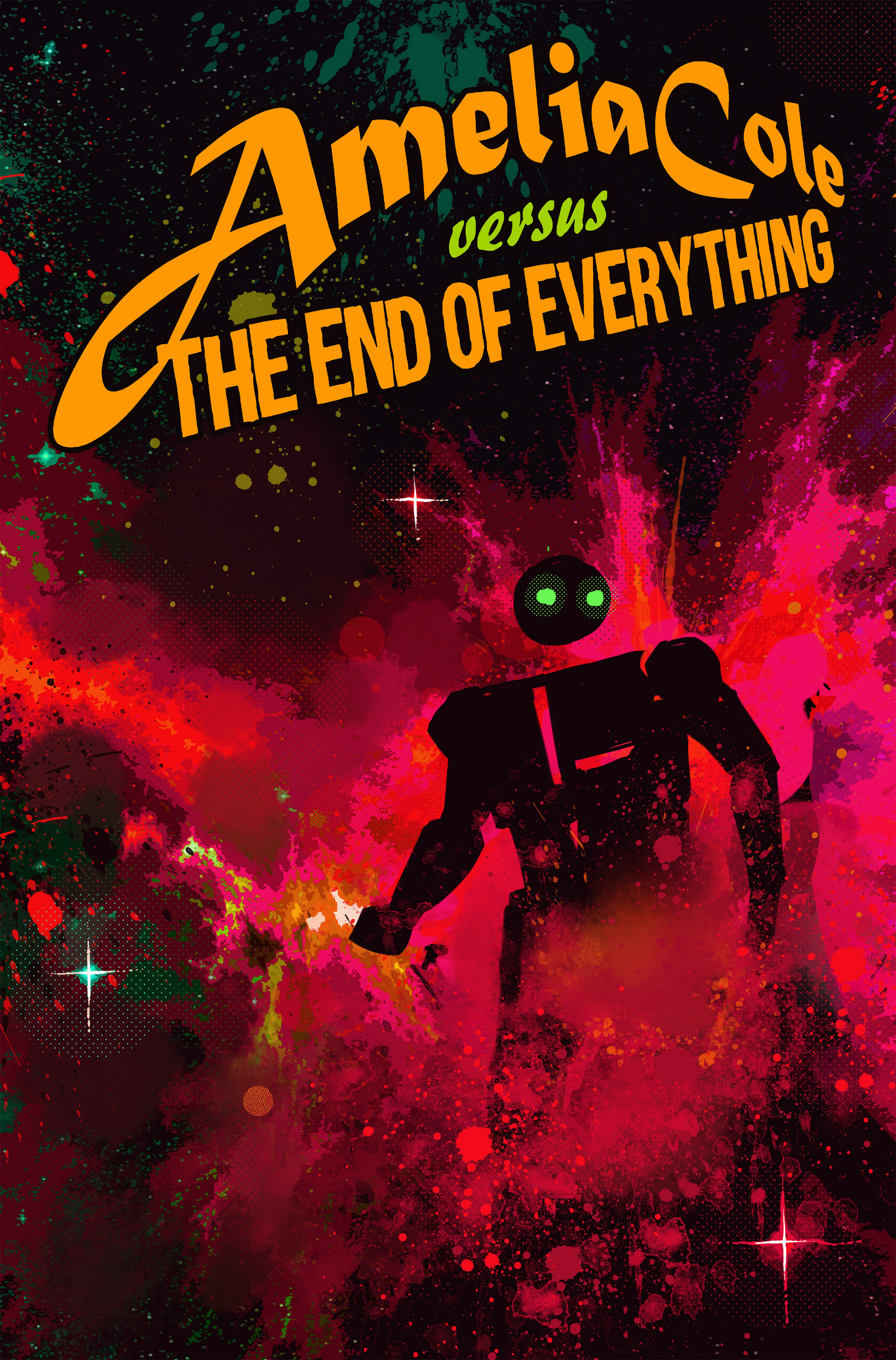 Amelia Cole Versus The End of Everything 29 Page 1
