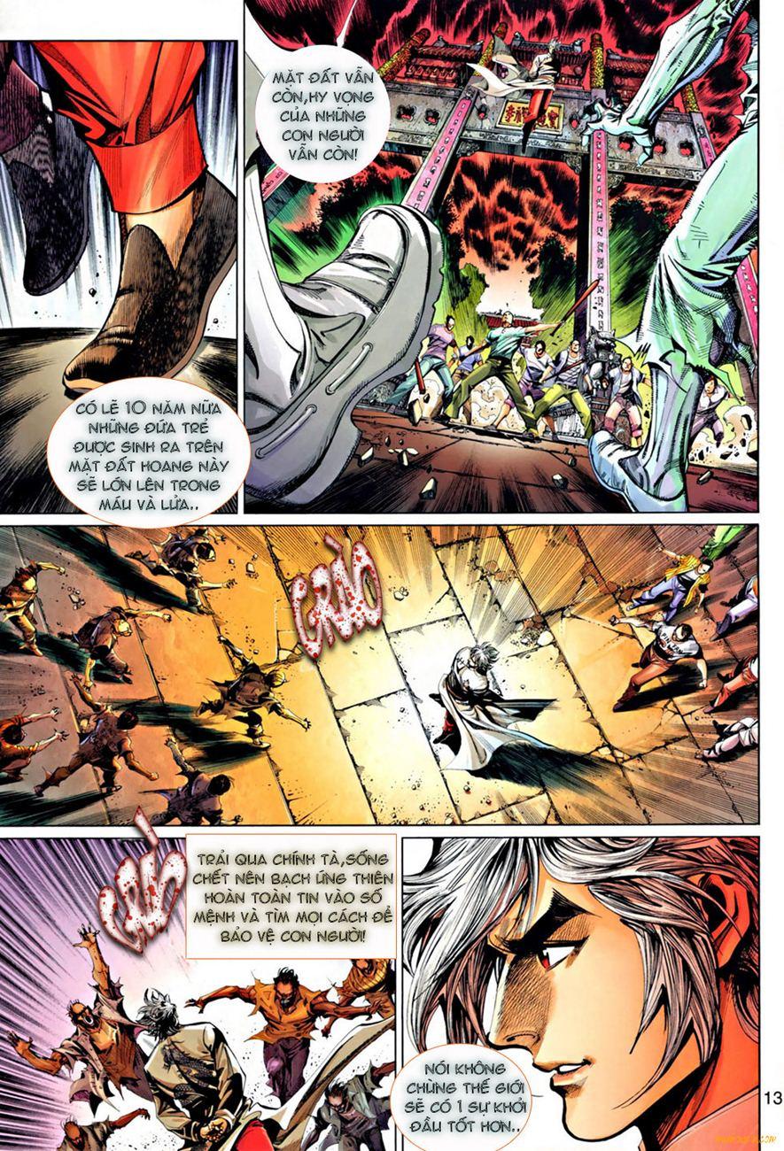 Thần Binh 4 chap 70 - Trang 12