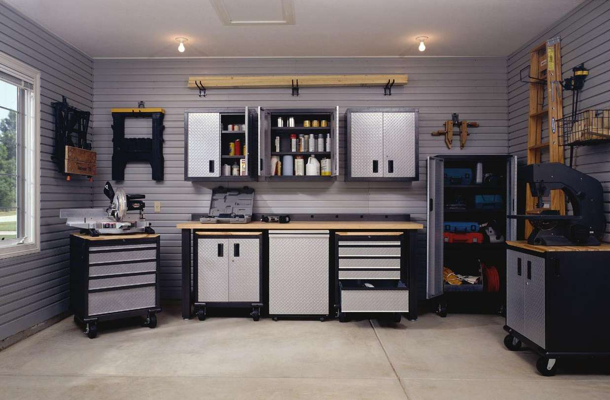 Garage Storage Systems : Particularly practically pretty pinning project peration