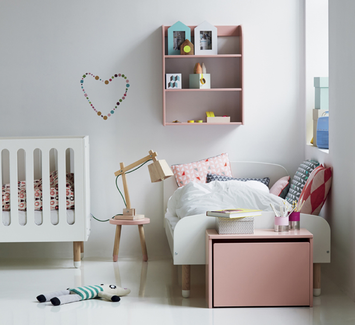 single bed for kids from flexa denmark