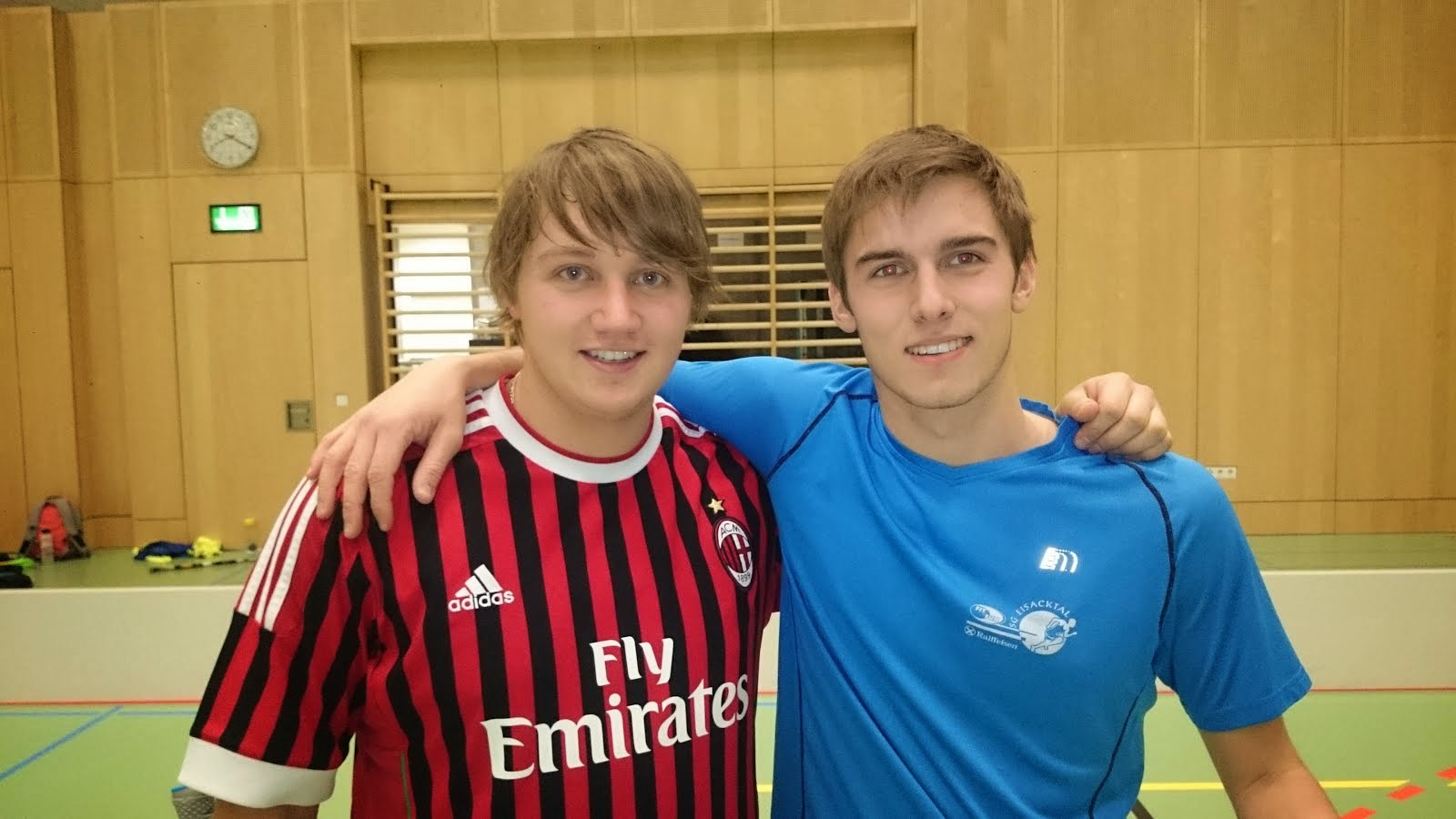 Julian und Tobias
