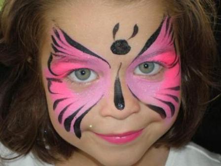 Disfraces: Maquillje- Mariposa