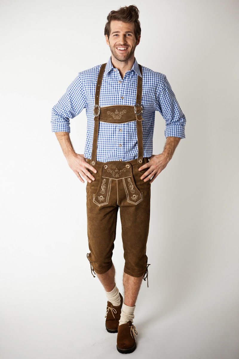 Oh By The Way Beauty Clothing Lederhosen