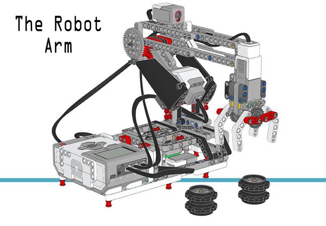 Robotics with Lego Mindstorms EV3 (45544) | OSC :: Maria Jose Mora