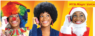 mtn magic voice service